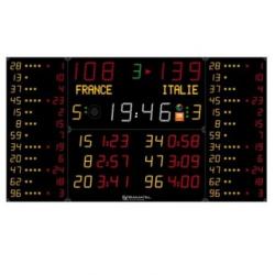 Универсальное табло для игровых видов спорта, модель 452 MB 3104