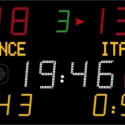 Универсальное табло для игровых видов спорта, модель 452 MB 7000