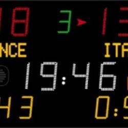 Универсальное табло для игровых видов спорта, модель 452 MB 7120