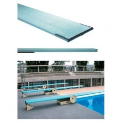 Доска для трамплина для прыжков в воду Duraflex 14ft, сертифицирована FINA