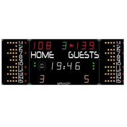 Универсальное табло для игровых видов спорта, модель 452 MS 3020