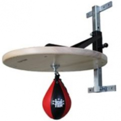 Груша боксерская пневматическая на платформе