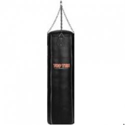 Мешок боксерский тяжелый из кожи 150