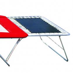Столы большие страховочные для батутов больших соревновательных - Сертификат FIG