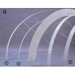 Круги-кольца для зоны толкания ядра, метания молота и диска