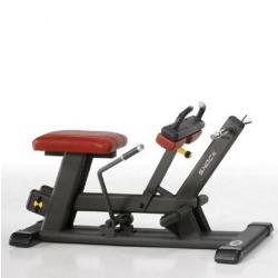 Тренажер для икроножных мыщц сидя, дисконагружаемый
