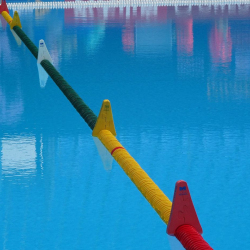 Линия поля для водного поло  - FINA