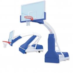 Стойка баскетбольная передвижная модели Hydroplay ACE.