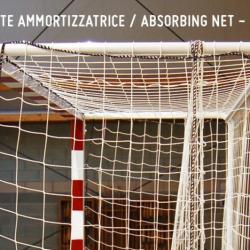 Сетка-мячегаситель для гандбольных ворот